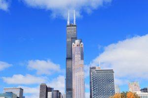 willis tower steel-peb