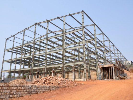 Pre Engineered Buildings (PEBs)