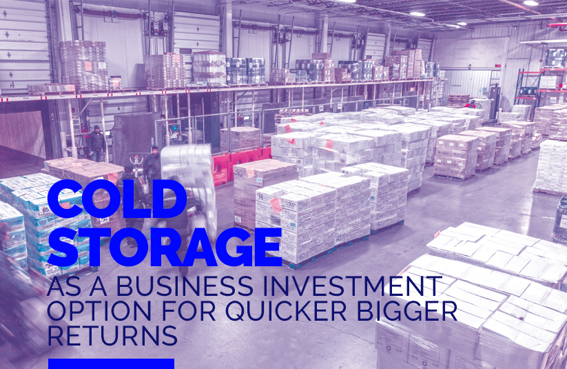 cold storage business cost
